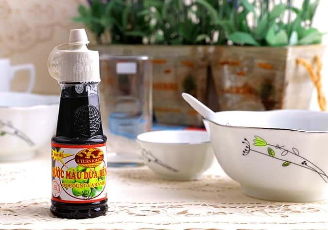 Sản phẩm nước màu dừa