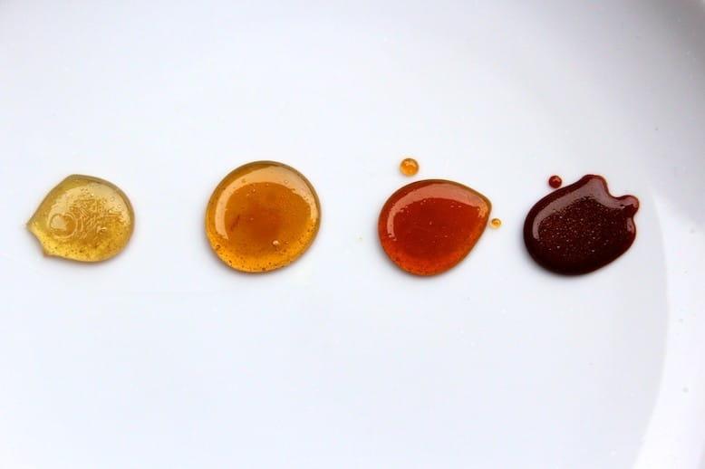 Quá trình phản ứng caramel hóa