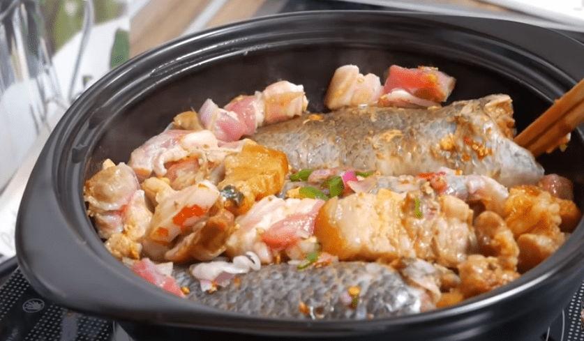 cách làm cá rô kho tộ thơm ngon