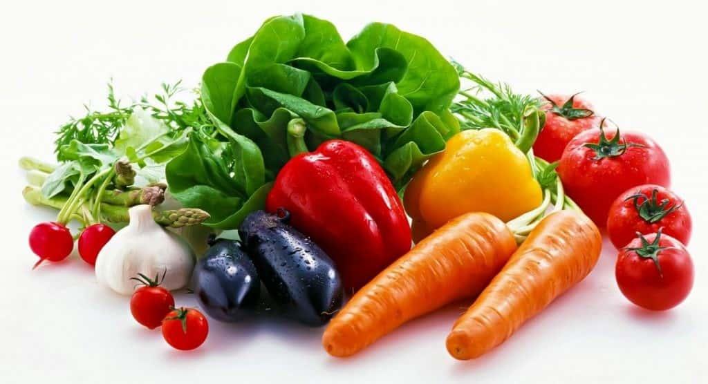 Các loại rau củ
