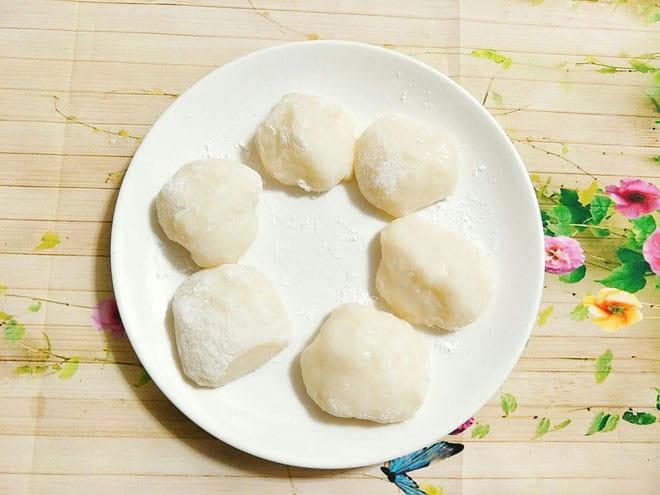 cách làm bánh mochi kem - A TUẤN KHANG