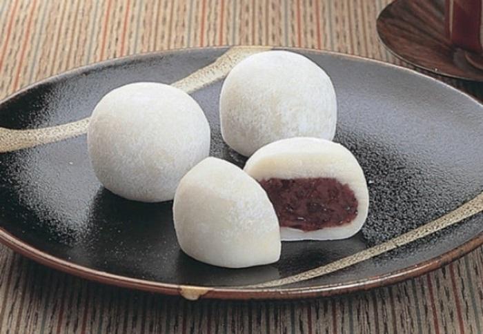 cách làm bánh mochi nhân đậu đỏ - A TUẤN KHANG