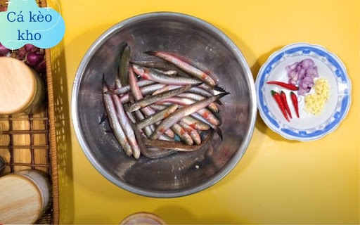Cách làm cá kèo kho rau răm - A TUẤN KHANG