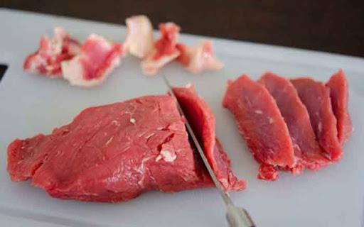 cách làm mì xào thịt bò