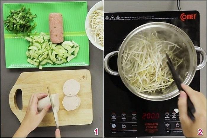 cách làm món bánh cuốn - A TUẤN KHANG