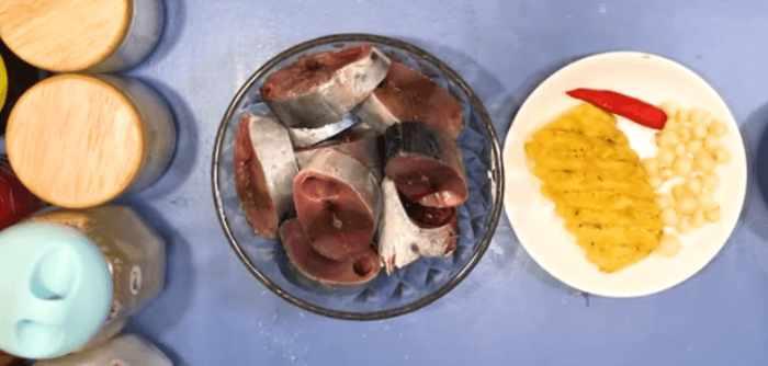 cách làm món cá kho củ nén