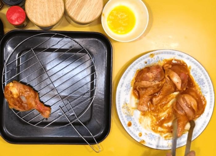 cách làm món gà nướng bơ tỏi - A TUẤN KHANG