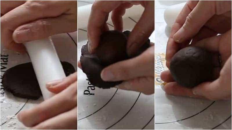 cách làm nhân bánh trung thu tiramisu