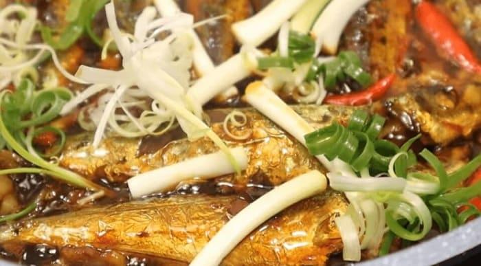 cách nấu cá nục