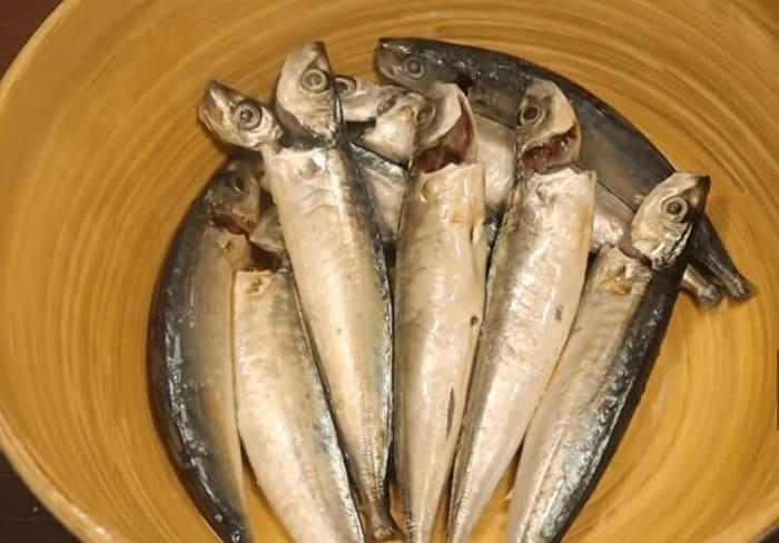 chế biến cá nục kho