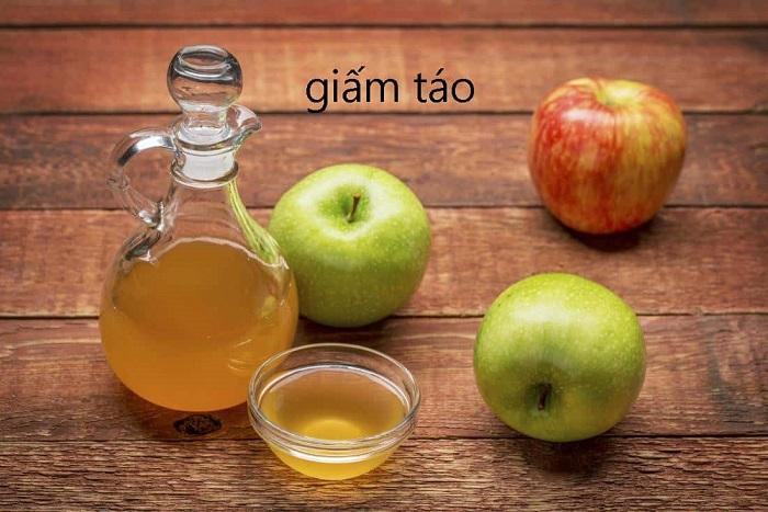 công dụng của giấm táo - A TUẤN KHANG