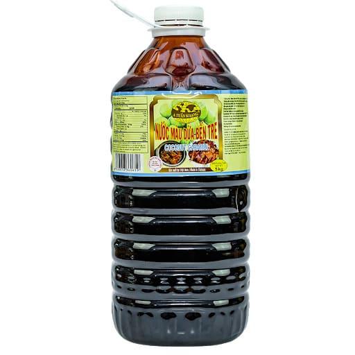 giá nước màu dừa bao nhiêu