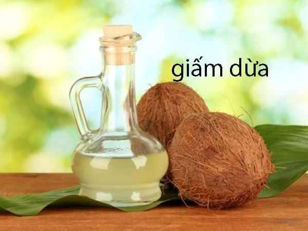 lợi ích của giấm dừa - A TUẤN KHANG