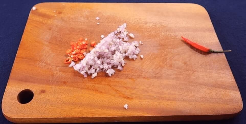 cách làm món thịt kho khóm