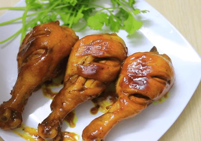 thưởng thức gà rô ti - A TUẤN KHANG