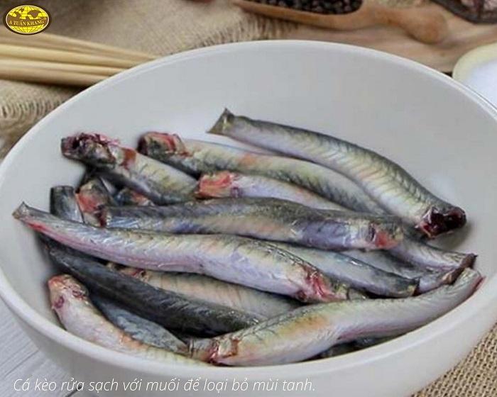 cá nướng muối ớt - A TUẤN KHANG