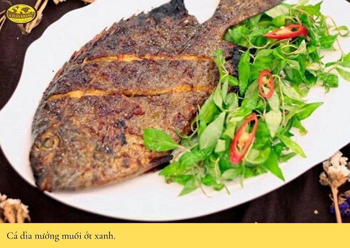 cách làm cá nướng ngon - A TUẤN KHANG