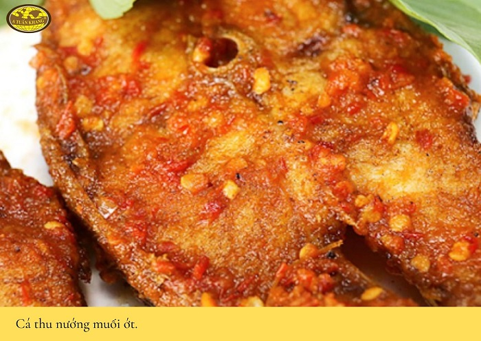 cách làm cá nướng thơm ngon - A TUẤN KHANG