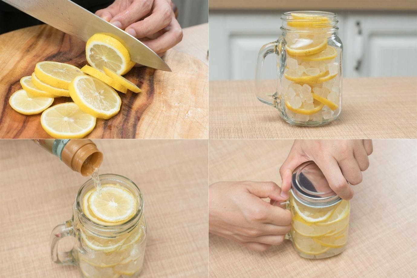 cách làm giấm hoa quả an toàn tại nhà
