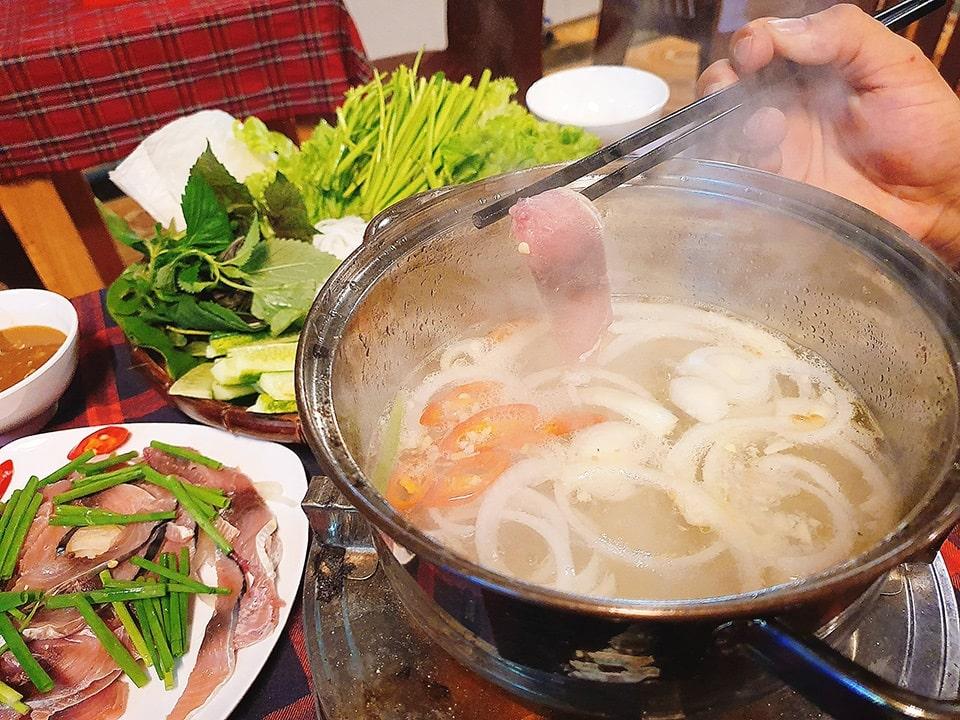 cách nấu nước lẩu ngon - A TUẤN KHANG