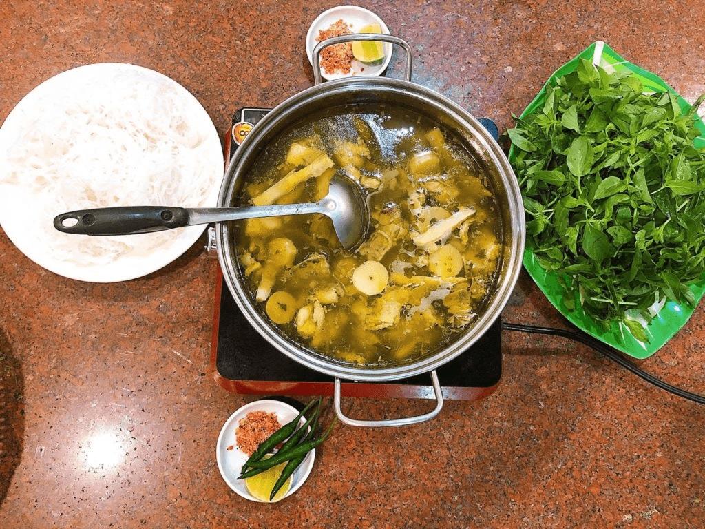 cách nấu nước lẩu - A TUẤN KHANG