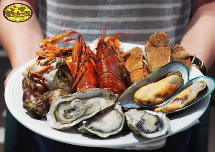 cách ướp các món nướng hải sản ngon - A TUẤN KHANG