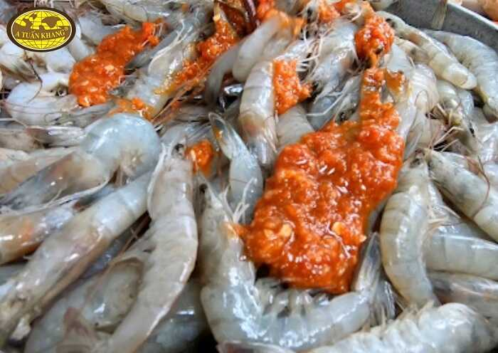 cách ướp các món nướng hải sản - A TUẤN KHANGv