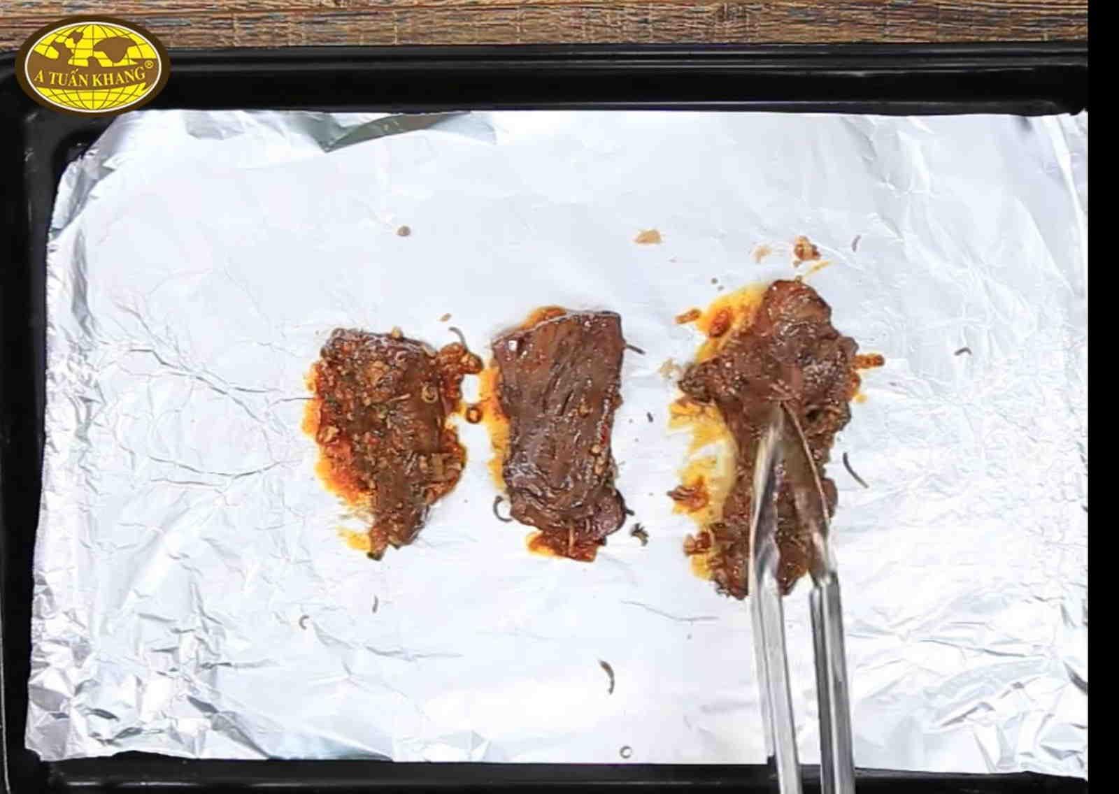 cách ướp đồ nướng sa tế