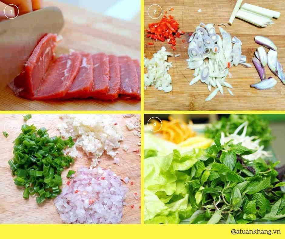 cách ướp thịt bò nướng sa tế