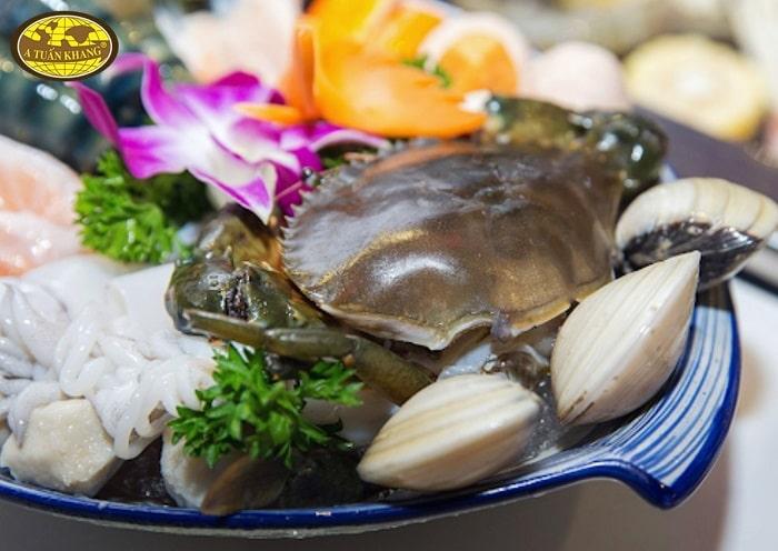 công thức làm lẩu thái hải sản - A TUẤN KHANG