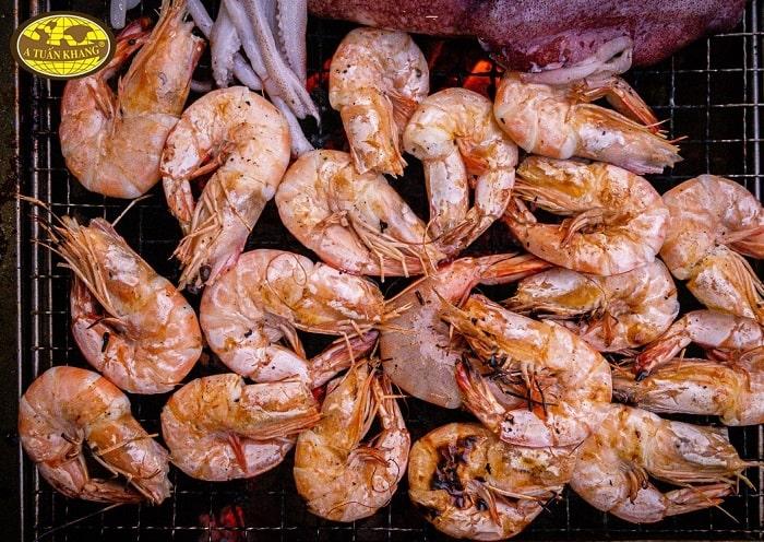 gia vị ướp đồ nướng hải sản - A TUẤN KHANG