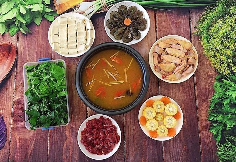 nấu nước lẩu ngon - A TUẤN KHANG