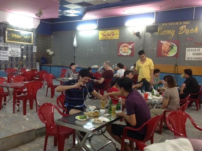 quán ăn bạch tuộc nướng sa tế - A TUẤN KHANG
