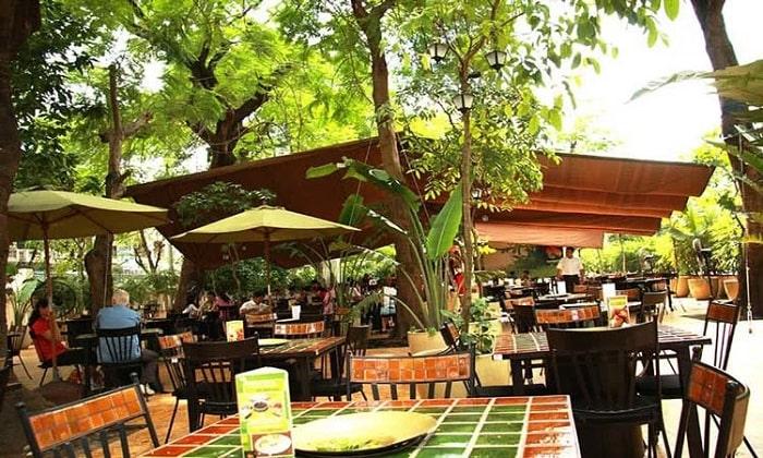 quán ăn món bạch tuộc nướng sa tế sài gòn - A TUẤN KHANG