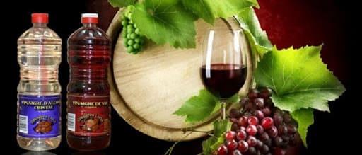 wine vinegar là gì
