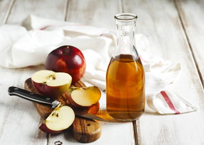 tự làm giấm táo đơn giản tại nhà - A TUẤN KHANG