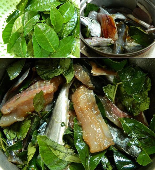 Cách nấu cá kho chè