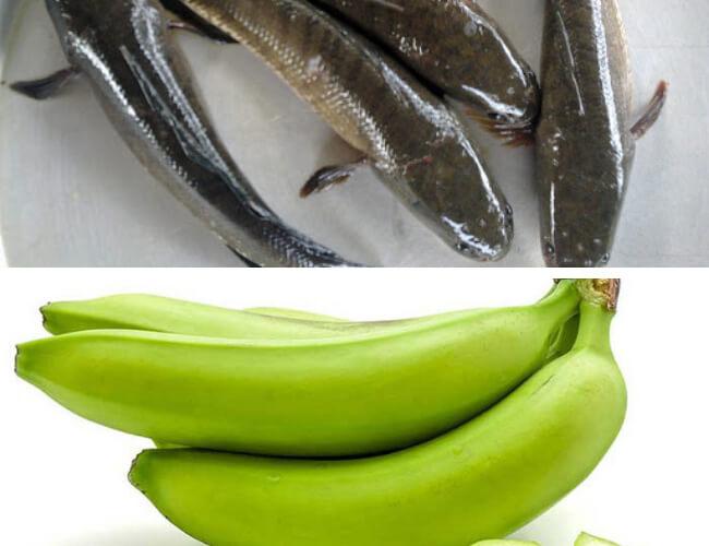 Lưu ý khi làm món cá kho với chuối