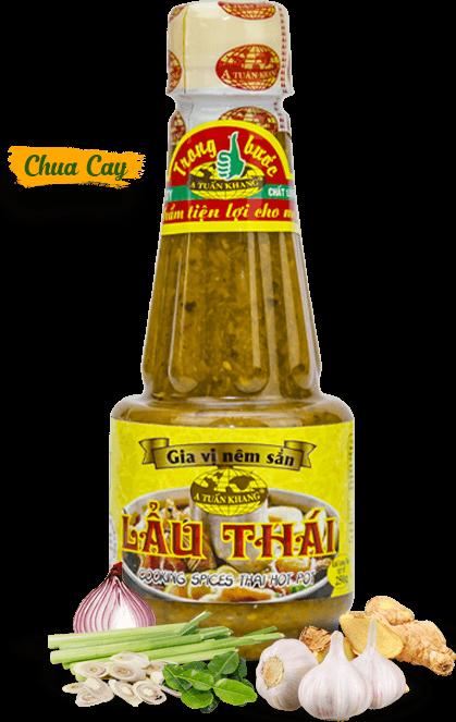 Gia Vị Lẩu Thái ATK
