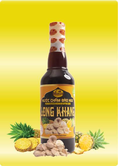 nước chấm bào ngư Long Khang 500ml