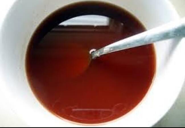 Công dụng của nước màu đường