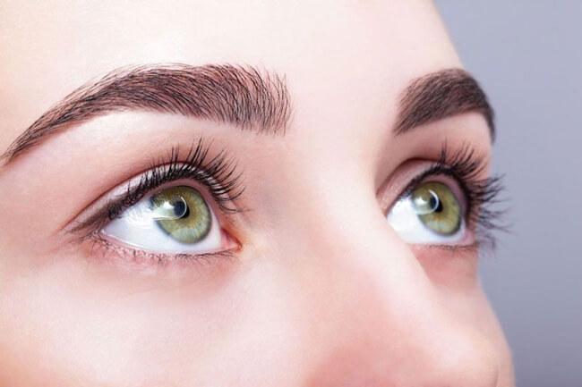 Giấm chuối tốt cho mắt