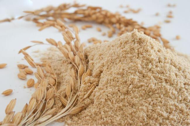 Nước rửa chén từ cám gạo