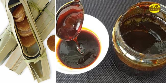 Cách làm nước màu đường thốt nốt