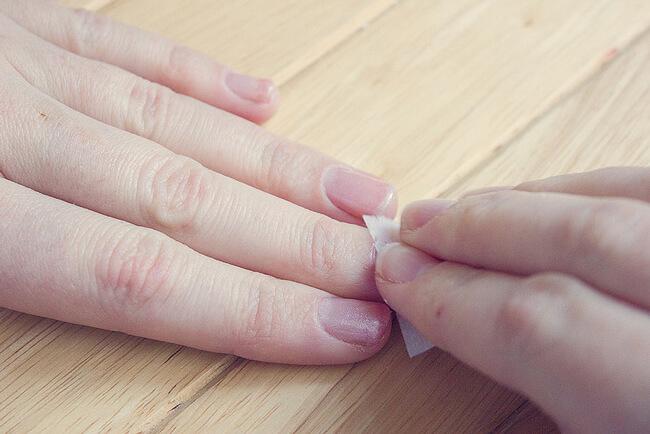Giấm tinh luyện có tốt không - vệ sinh nấm móng