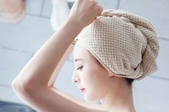 Giấm tinh luyện giúp bạn có mái tóc đẹp