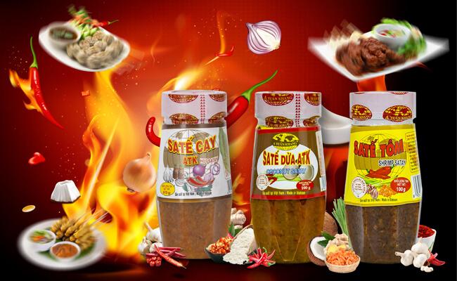 sa tế chất lượng, hương vị ngon ATK
