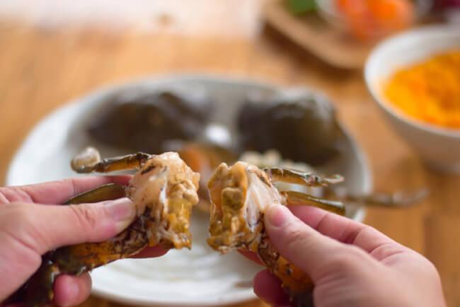 Bước 1 sa tế ướp hải sản