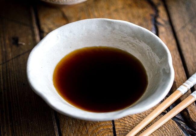 Giấm pha nước chấm của Nhật