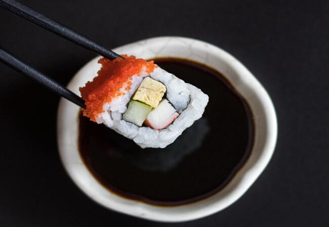 Nước chấm Sushi